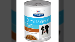 This is one of the named 22 canned dog food products being recalled -  Hill's Pet Nutrition