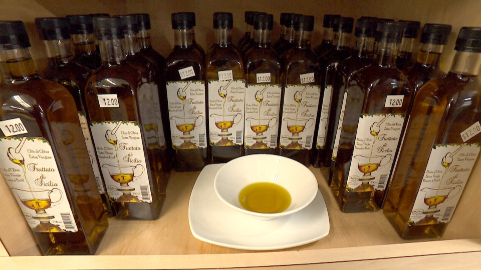 Some olive oil retailers offer tasting, to help customers become acquainted with the niche product.