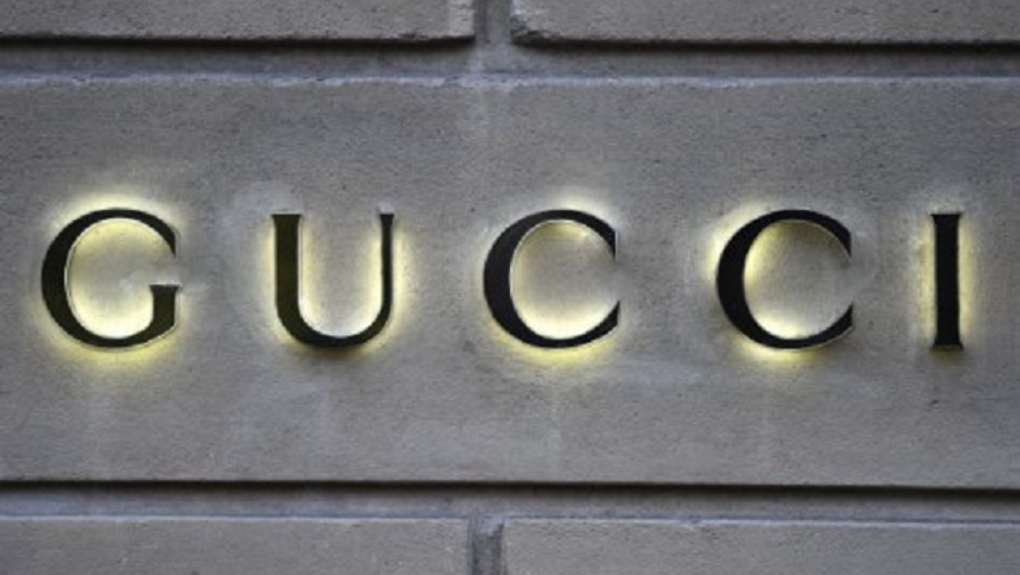 Model protests Gucci's 'offensive' mental health imagery at Milan show