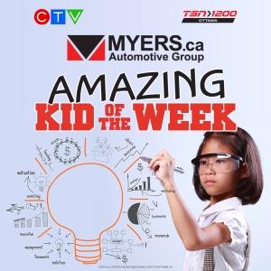 Myers amazing kids