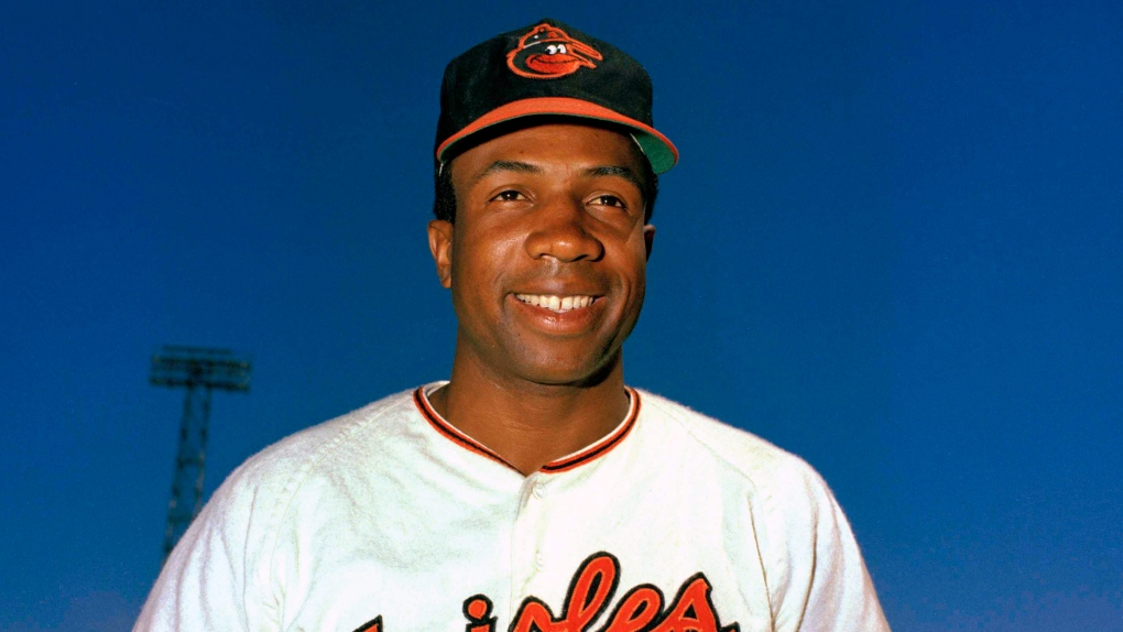 newest collection a274c a17ea Former Expos manager, MLB great Frank Robinson dies at 83   CTV News  Montreal