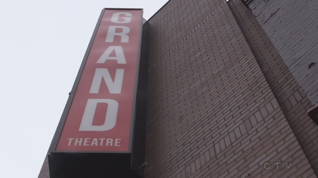 Grand Theatre seeking $2M from city to renovate