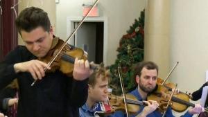 CTV Montreal: A violin virtuoso