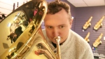 Tubas stolen from brass band