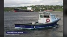 The MV Captain Jim sank around 2 a.m. last Tuesday after the commercial boat began taking on water and lost power.