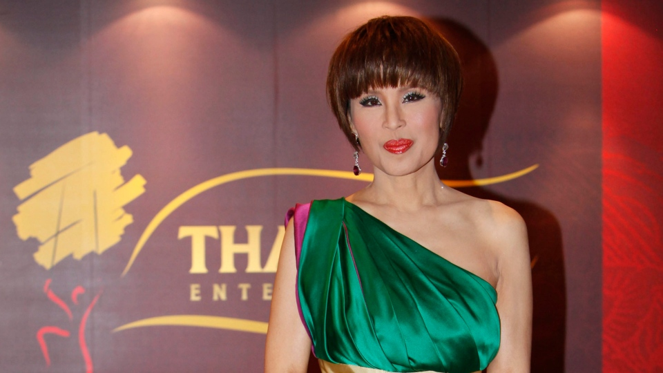 In this March 24, 2010, file photo, Thai Princess Ubolratana poses for a photo at the Thai Gala Night in Hong Kong. Thai Raksa Chart party selected Friday, Feb. 8, 2019, the princess as its nominee to serve as the next prime minister, upending tradition that the royal palace plays no public role in politics and upsetting all predictions about what may happen in the March election. (AP Photo/Kin Cheung, File)