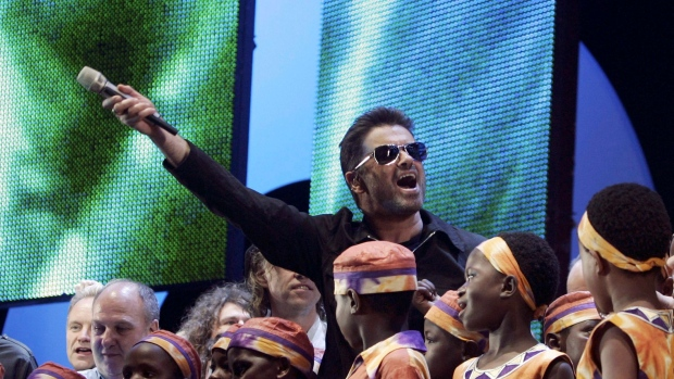 George Michael's valuable art collection is going up for auction in London