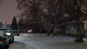 Police are investigating after two people, dressed as police officers, attempted to break into a home along Renfrew Drive N.E. on Thursday, Feb. 7, 2019.