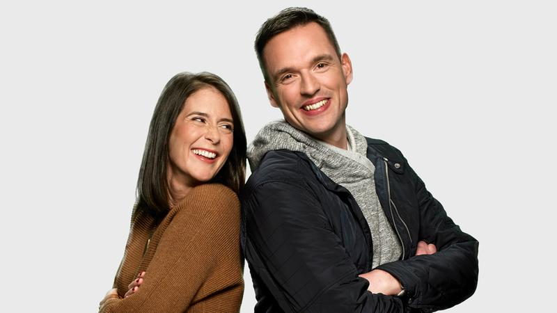 Brittany King and Chris Palliser were announced as the new morning show hosts of 107.3 Virgin Victoria, Friday, Feb. 8, 2019.