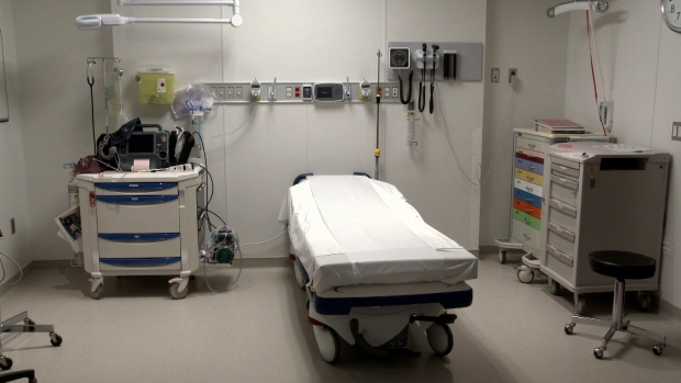 Leader and District Integrated Healthcare Facility