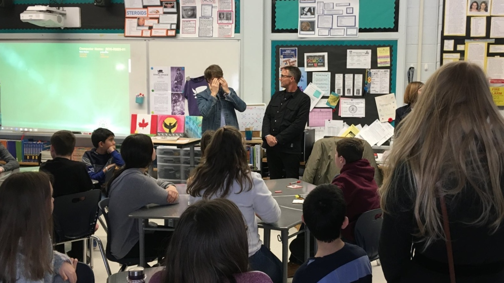 Downie brothers in London to help Juno push for indigenous education