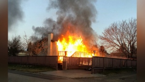 The Edmonton fire department sent a man a nearly $13,000 bill after they responded to a fire that destroyed his home last fall.