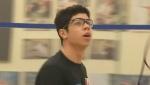 Athlete of the Week: Abdel Dweek
