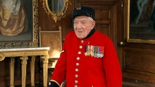British veteran George Skipper