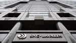 The headquarters of SNC-Lavalin is seen in Montreal on November 6, 2014. THE CANADIAN PRESS/Paul Chiasson