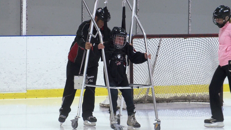 Special Needs Hockey Players Barred From Ontario Tournaments
