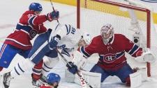Habs vs Leafs