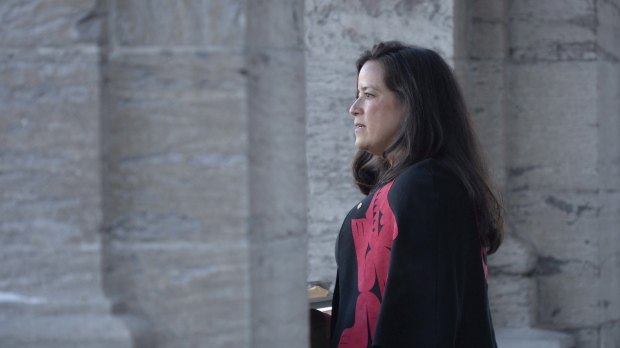 Veterans Affairs Minister Jody Wilson-Raybould resigns from cabinet