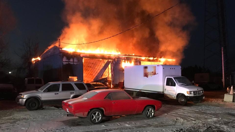 Brantford Fire 2