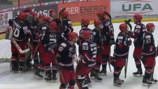 calgary, brooks bandits, win streak, ajhl, hockey,