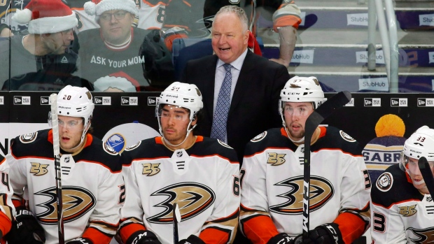 Ducks Fire Coach Randy Carlyle Amid 7 Game Losing Streak Ctv News