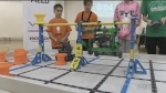Young Engineers Compete in Robotics Competition