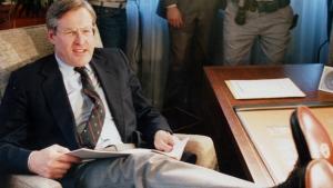 Finance Minister Michael Wilson
