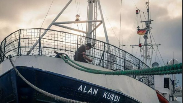 The Alan Kurdi