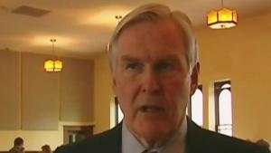 Former Finance minister Michael Wilson dead