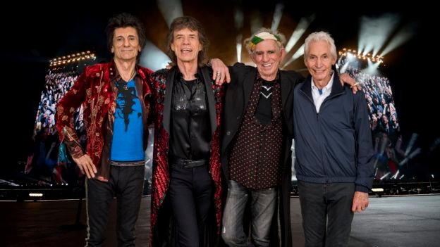 'Canada Rocks With The Rolling Stones'