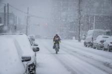 Snow Vancouver 2