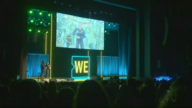 We Day takes over Theatre St. Denis