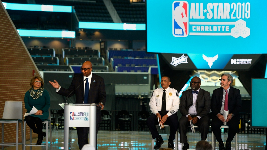 Nba All Star Game Arrives After Bathroom Bill Changes Ctv News