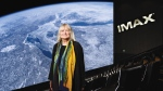 Toni Myers is seen in this undated handout photo. Filmmaker and industry pioneer Toni Myers is being recognized for a lengthy career that includes crafting out-of-this world IMAX features about earth and space. (THE CANADIAN PRESS/HO)