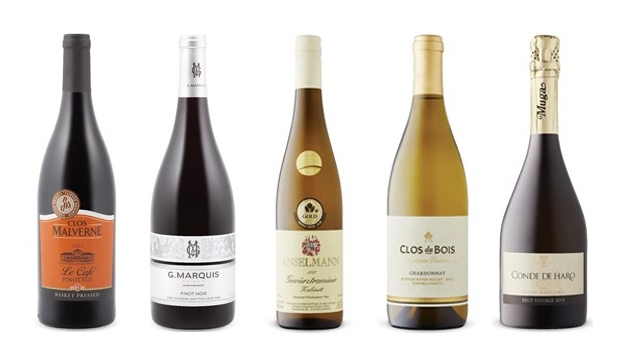 Wines of the Week - February 11, 2019