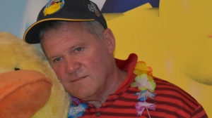 Bruce Charron, 68, died in a skiing accident at Jay Peak in Vermont.
