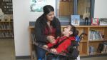 Family receives wheelchair accessible van