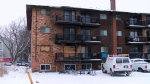 29 people displaced after weekend apartment fire