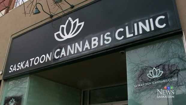 Illegal pot store raided for 3rd time