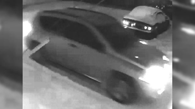 Barbara Nelson murder, home invasion suspect SUV