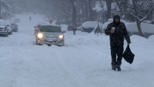 CTV National News: Winter storms hit Canada