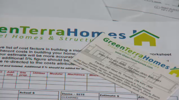 Green Terra documents