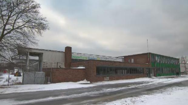Green Terra Homes - building