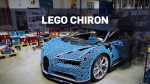 Lego Bugatti Chiron making appearance in Toronto