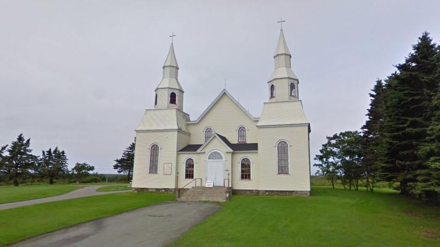 Saint-Alphonse-de-Ligouri Church