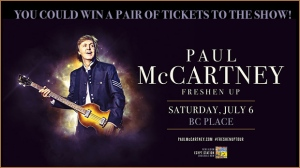Paul McCartney Contest