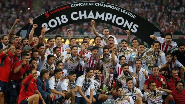 CONCACAF creates club competition opening for Canadian Premier League team