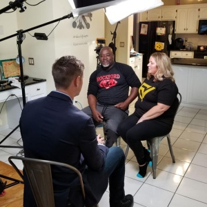 VanVleet's parents speak with W5's Peter Akman