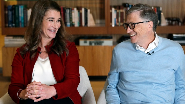 Bill Melinda Gates Unfazed By Criticism Of Wealthy Giving