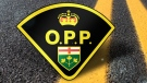 June 12, Highway 400, OPP stock photo